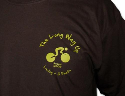 The Long Way Up Tee Shirt