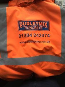Dudley Mix Hi Viz