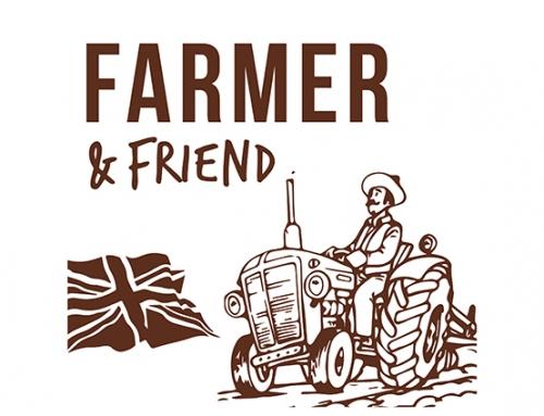 Logo Design – Farmer & Friend