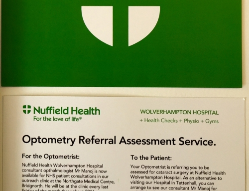 Flyer – Nuffield Health