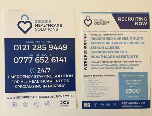 Flyers – Secure Healthcare Solutions