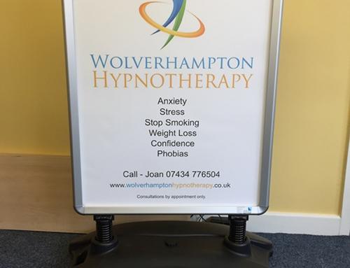 A Board – Wolverhampton Hypnotherapy