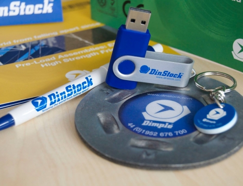 Dinstock – Promotional Items