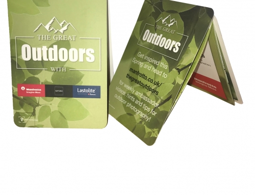 Manfrotto Maps with Covers (z cards)