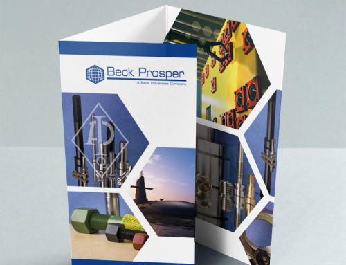Beck Prosper Tri-fold Leaflets