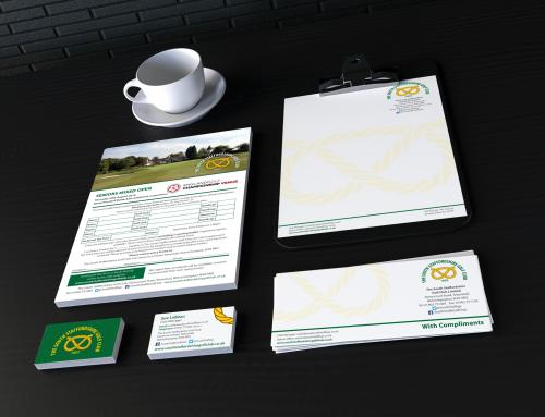 Stationary Branding & Identity SSGC